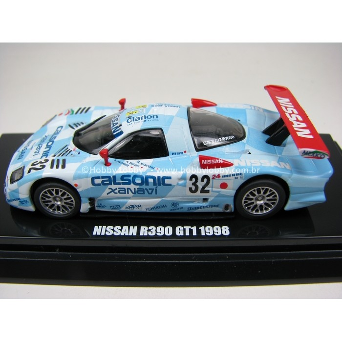 Kyosho - Beads Collection - Nissan R390 GT1 - 1998  - Hobby Lobby CollectorStore