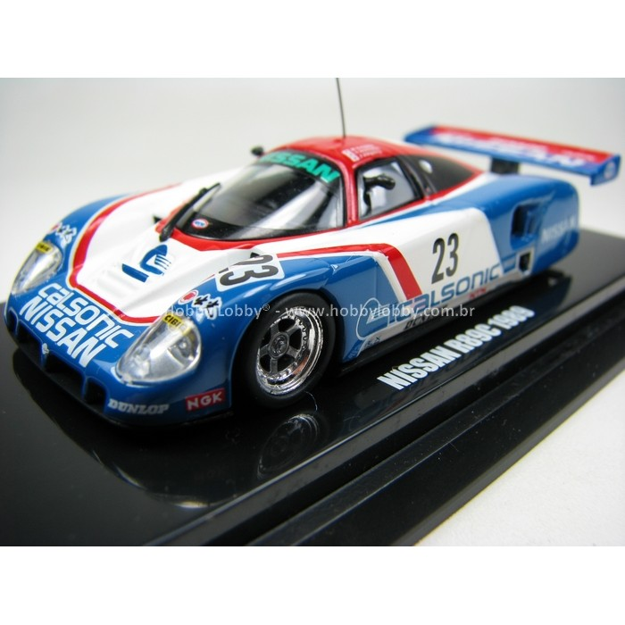 Kyosho - Beads Collection - Nissan R89C - 1989