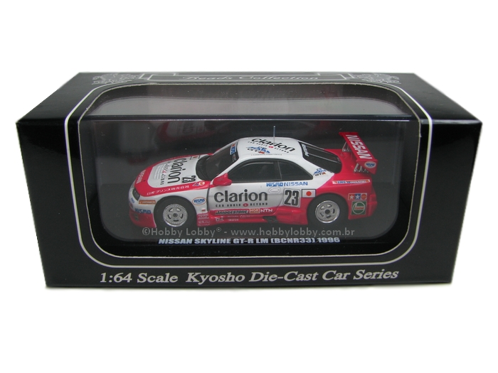 Kyosho - Beads Collection - Nissan Skyline GT-R LM (BCNR330) 1996  - Hobby Lobby CollectorStore