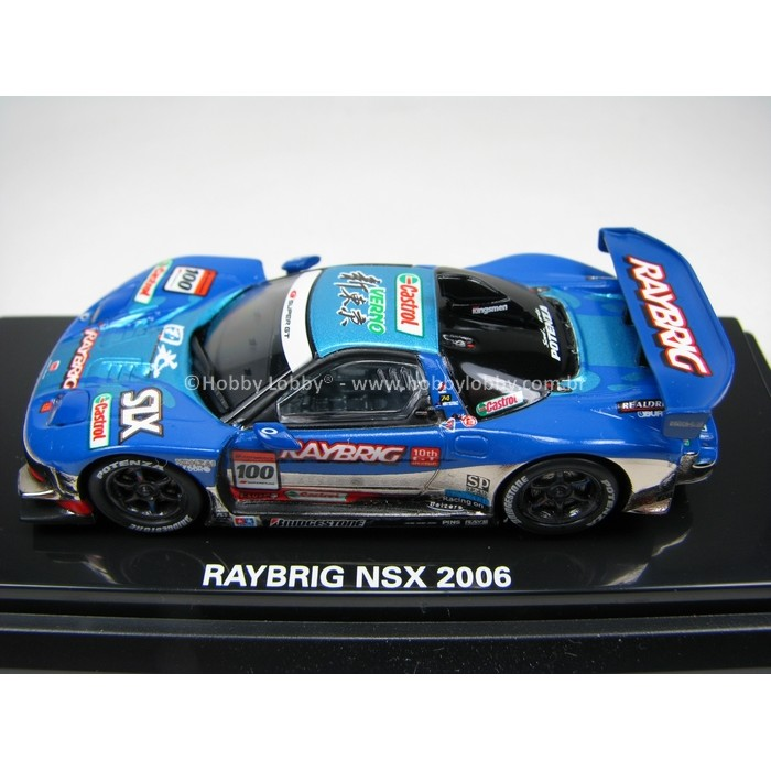 Kyosho - Beads Collection - Raybrig NSX 2006  - Hobby Lobby CollectorStore
