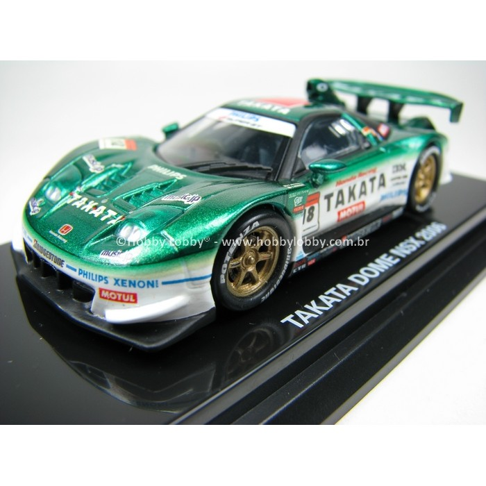 Kyosho - Beads Collection - Takata Dome NSX 2006