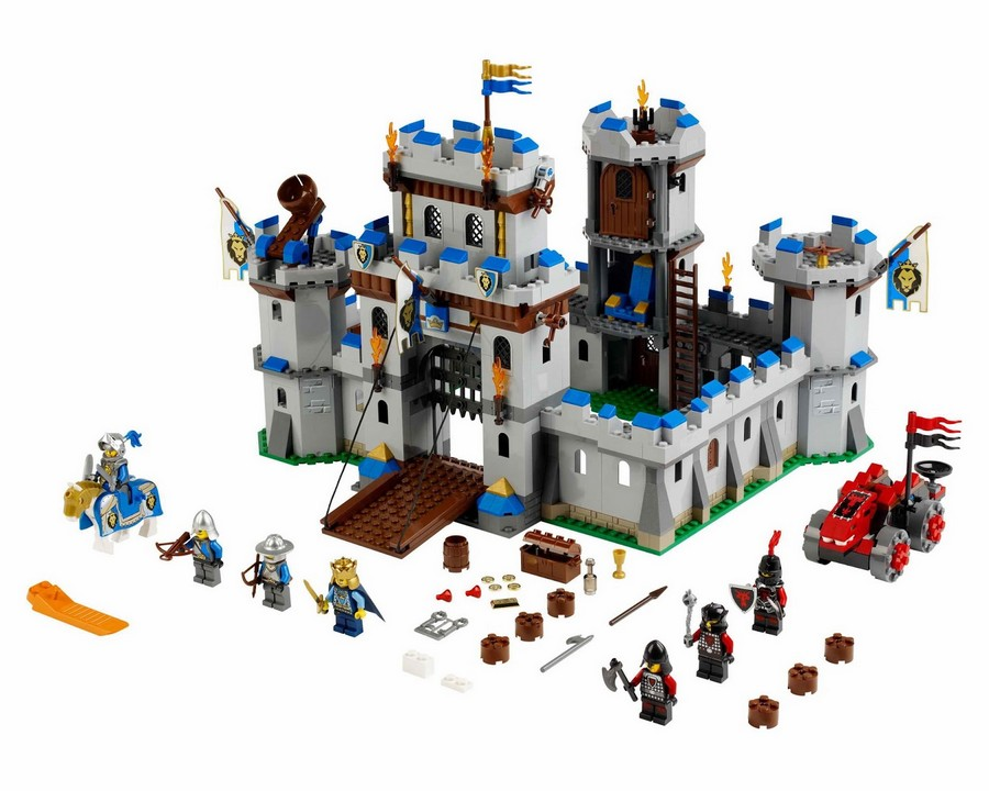 Lego Castle - Castelo do Rei - Ref.:70404  - Hobby Lobby CollectorStore