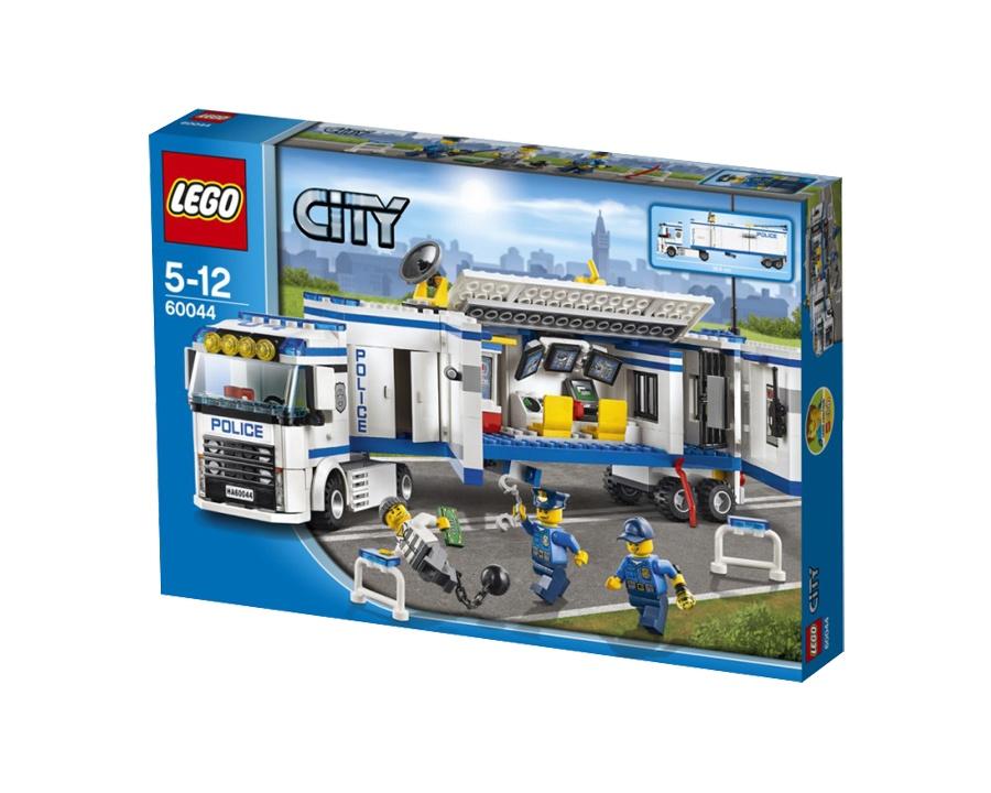 Lego City - Polícia Móvel - Ref.: 60044
