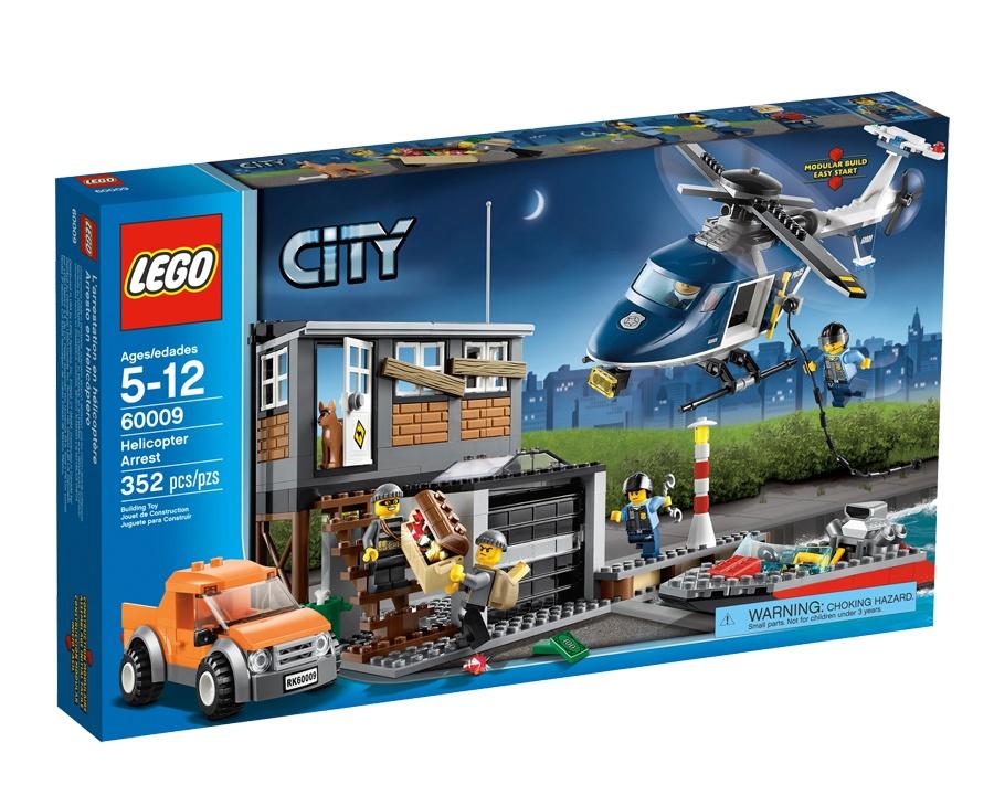 Lego City - Resgate de Helicóptero - Ref.:60009
