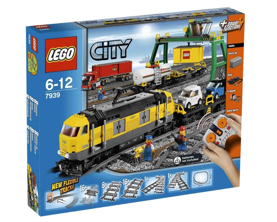 Lego City - Trem de Carga - Ref: 7939