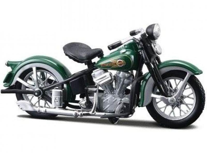 Maisto - Harley-Davidson - 1936 EL Knucklehead