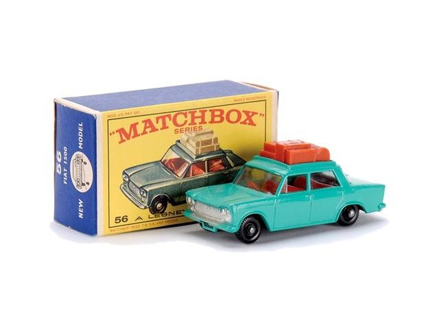Matchbox - Coleção 1965 - Fiat 1500  - Hobby Lobby CollectorStore
