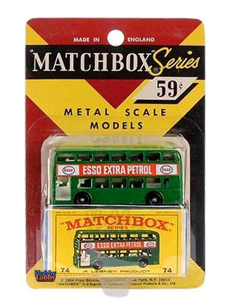 Matchbox - Coleção 1968 - Daimler Bus  - Hobby Lobby CollectorStore
