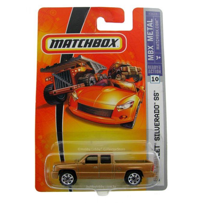 Matchbox - Coleção 2006 - Chevrolet Silverado SS