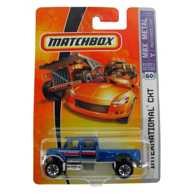 Matchbox - Coleção 2007 - International CXT  - Hobby Lobby CollectorStore