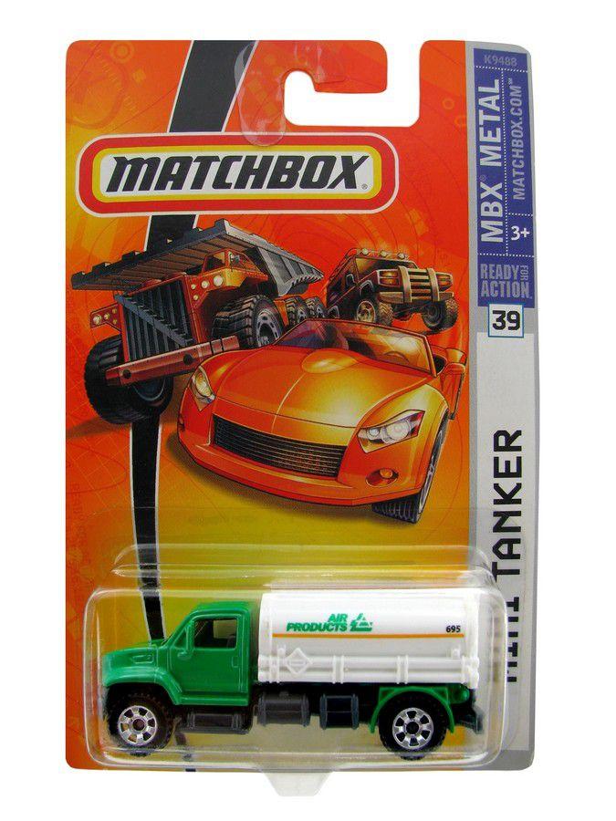 Matchbox - Coleção 2007 - Mini Tanker