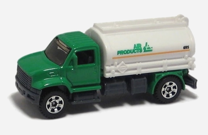 Matchbox - Coleção 2007 - Mini Tanker  - Hobby Lobby CollectorStore