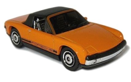 Matchbox - Coleção 2011 - VW Porsche 914   - Hobby Lobby CollectorStore