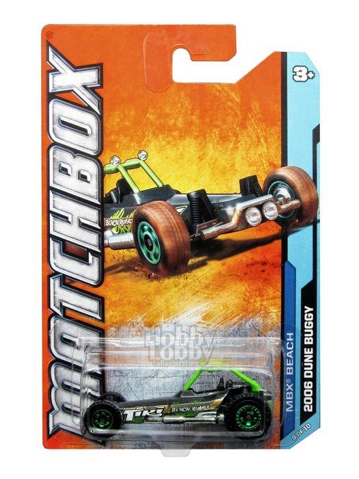 Matchbox - Coleção 2012 - Dune Buggy 2006   - Hobby Lobby CollectorStore