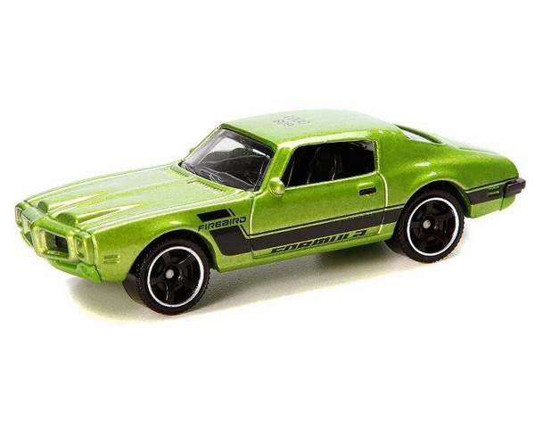 Matchbox - Coleção 2014 - 1971 Pontiac Firebird Formula  - Hobby Lobby CollectorStore