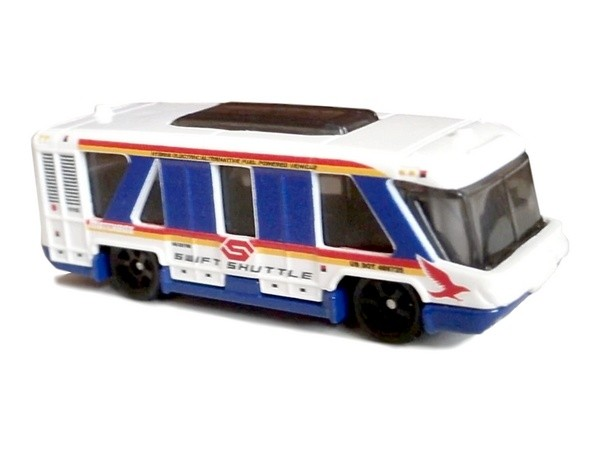 Matchbox - Coleção 2017 - Swift Shuttle Bus  - Hobby Lobby CollectorStore
