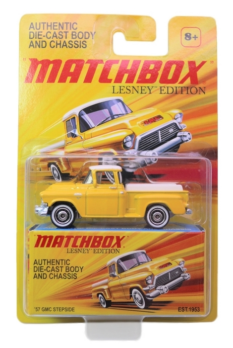 Matchbox - Lesney Edition - ´57 GMC Stepside