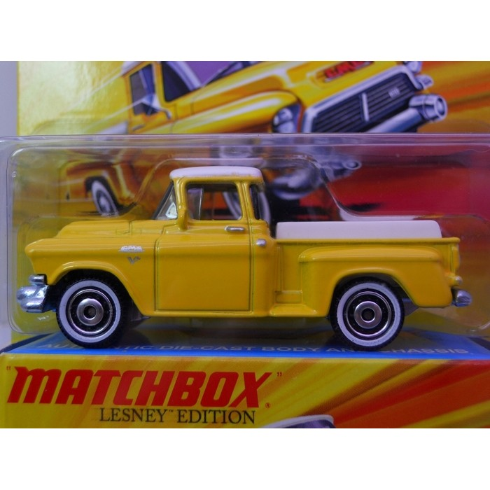 Matchbox - Lesney Edition - ´57 GMC Stepside  - Hobby Lobby CollectorStore