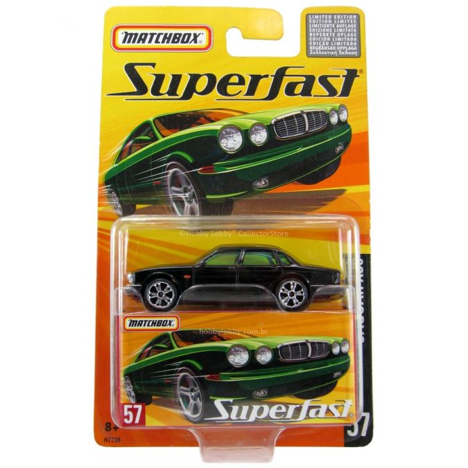 Matchbox - Superfast 2005 - Jaguar XJ6