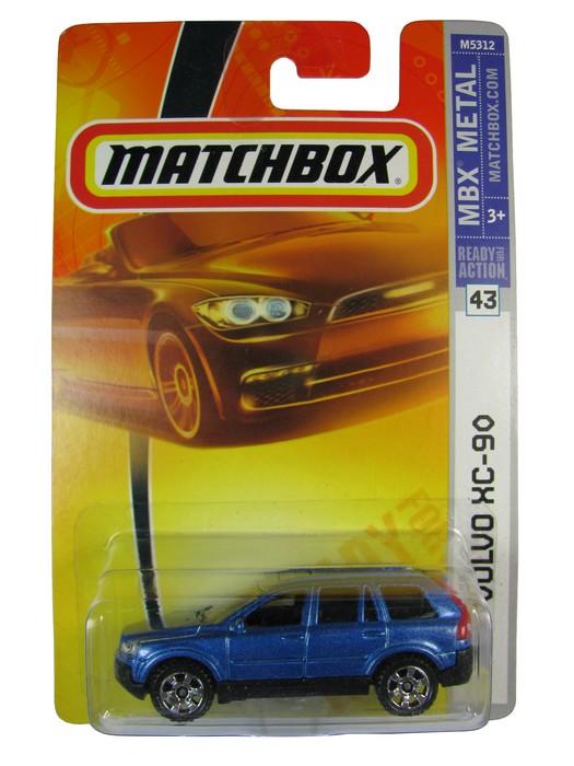 Matchbox - Coleção 2008 - Volvo XC90