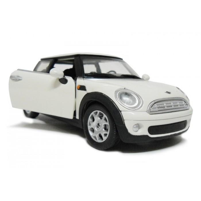 NewRay - Mini Cooper [branco]  - Hobby Lobby CollectorStore