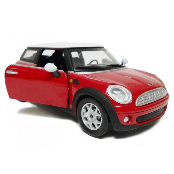 NewRay - Mini Cooper [vermelho]  - Hobby Lobby CollectorStore
