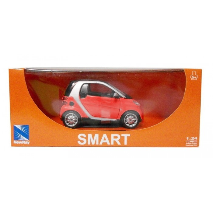 NewRay - Smart For Two [vermelho]  - Hobby Lobby CollectorStore