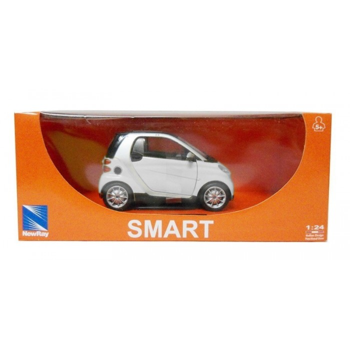NewRay - Smart For Two [branco]  - Hobby Lobby CollectorStore