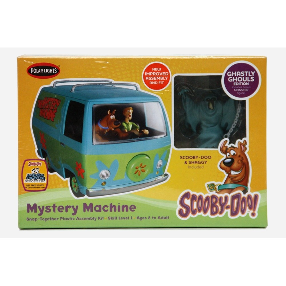 Polar Light - Mystery Machine - Scooby Doo