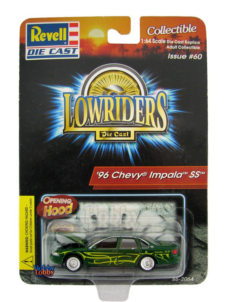 Revell - Lowrider Die Cast - ´96 Chevy Impala SS
