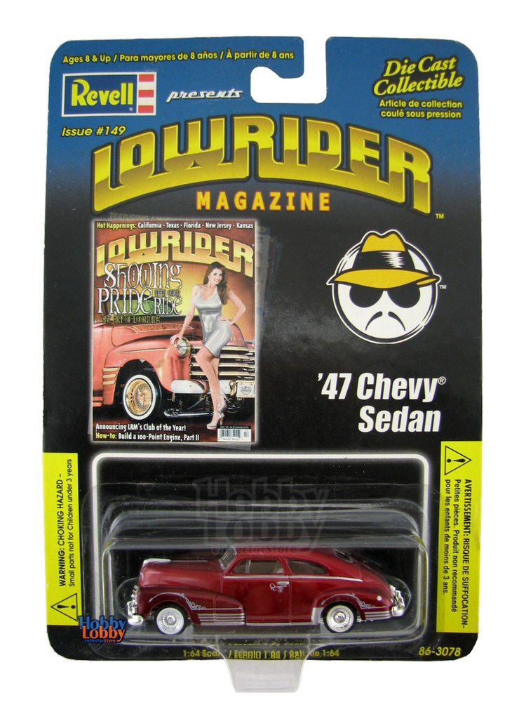 Revell - Lowrider Magazine - ´47 Chevy Sedan