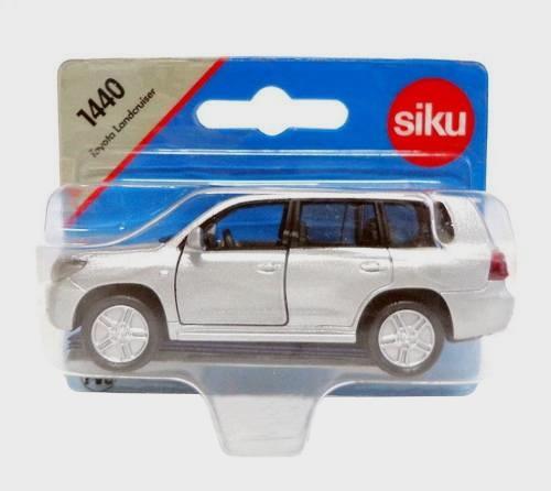 Siku - Toyota Land Cruiser  - Hobby Lobby CollectorStore