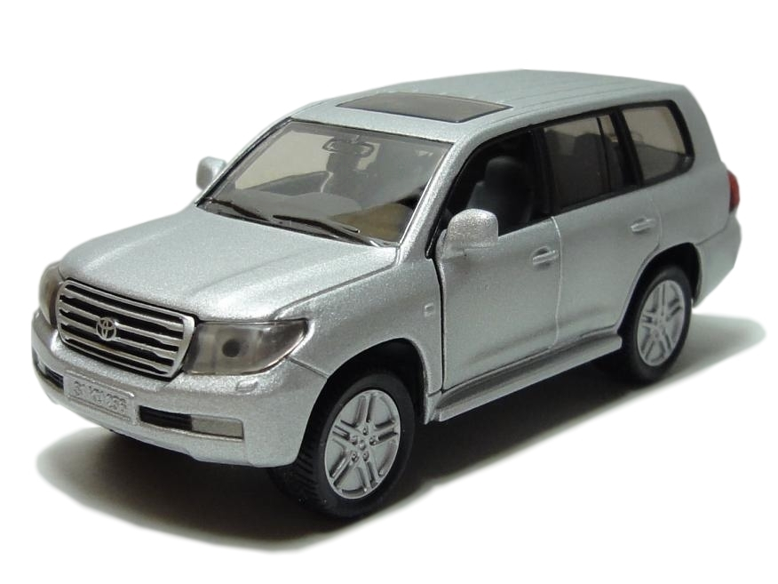 Siku - Toyota Land Cruiser