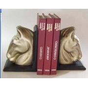 Porta Livros Cabeça de Cavalo