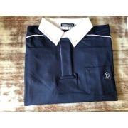Camisa de prova masculina com bolso NC Dressur