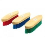 Escova para acabamento com cabo de madeira partrade