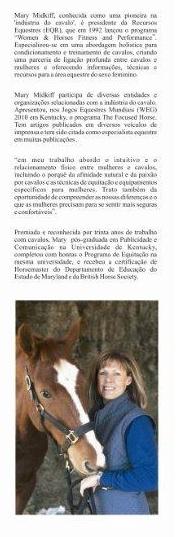 Livro Voando Sem Asas - Como os cavalos tocam a alma das mulheres