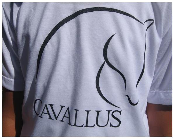 Camiseta Cavallus Unisex