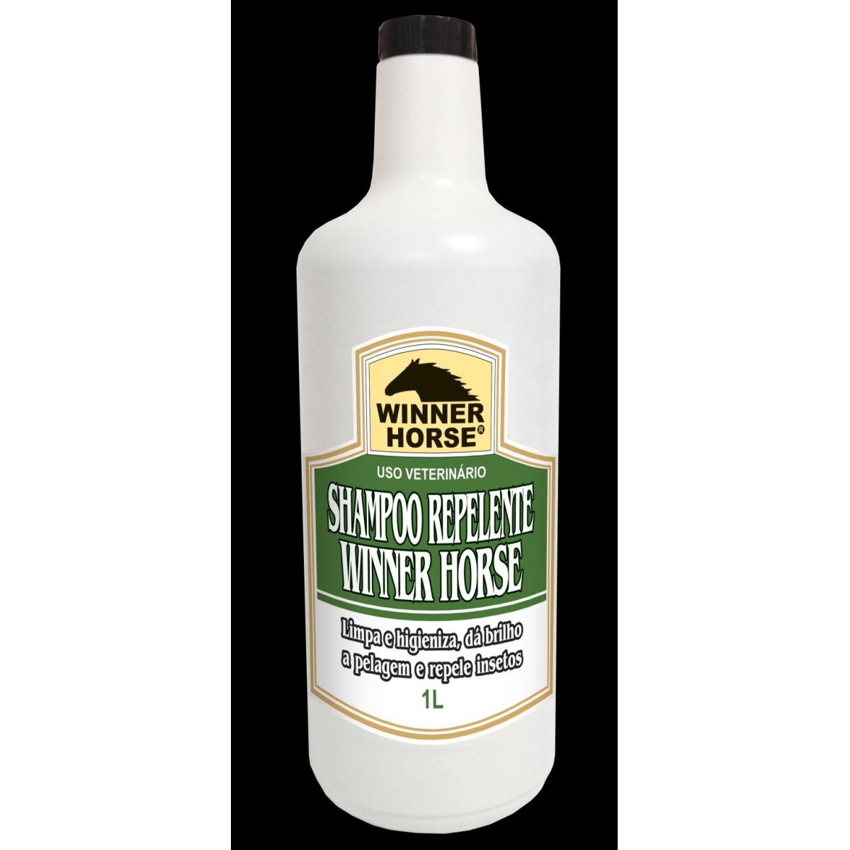 Shampoo Repelente
