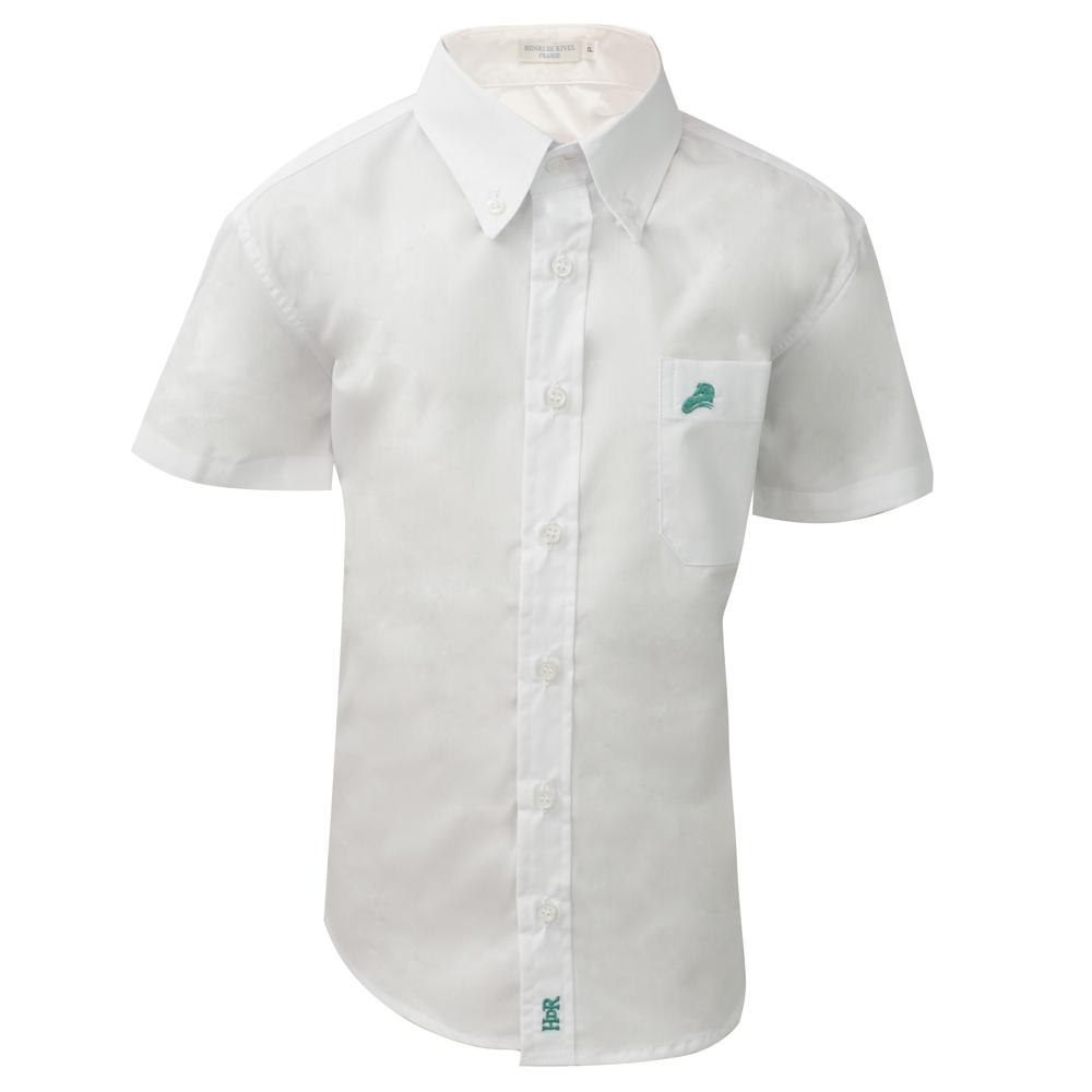 Camisa de Prova Masculina Infantil Manga Curta