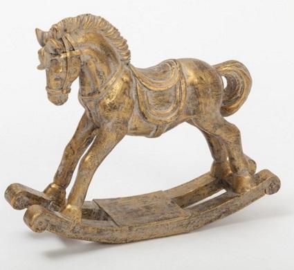 Cavalo Dourado LKL007