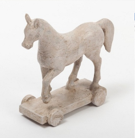 Cavalo Bege LKL016