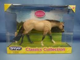 Breyer Classic Collection Dun Quarter Horse