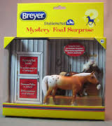 Breyer Stablemates Mystery Foal Surprise Marron