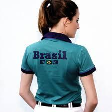 Camisa Polo Feminina CBH