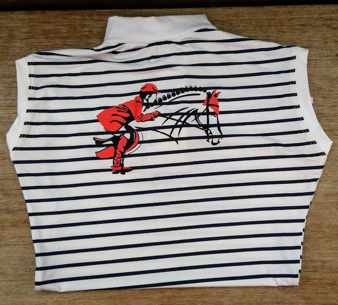 Camisa de Prova Horse S.A  Manga Curta