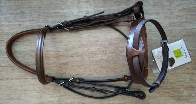 Cabeçada Charbon Horse Premium
