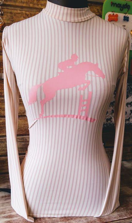 Camisa de treino Manga longa Horse S.A