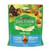 Petisco Dog Chow Extra Life para Cães Filhotes Sabor Banana e Leite 75 g