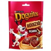 Petisco Doguitos Rodízio para Cães Adultos e Filhotes Sabor Picanha - 45 g